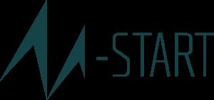 M-START Logo logiciel de contrôle de système industriel de Mugen